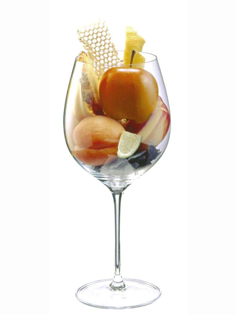 Riesling und seine Fruchtaromen