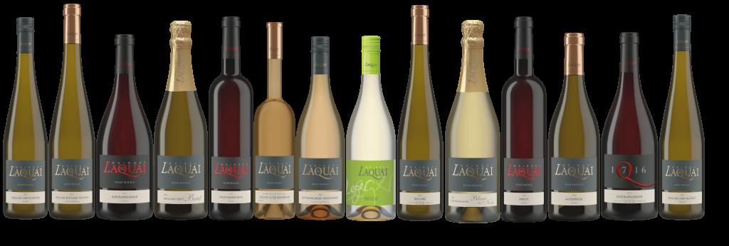 Gesamtsortiment Weingut Laquai