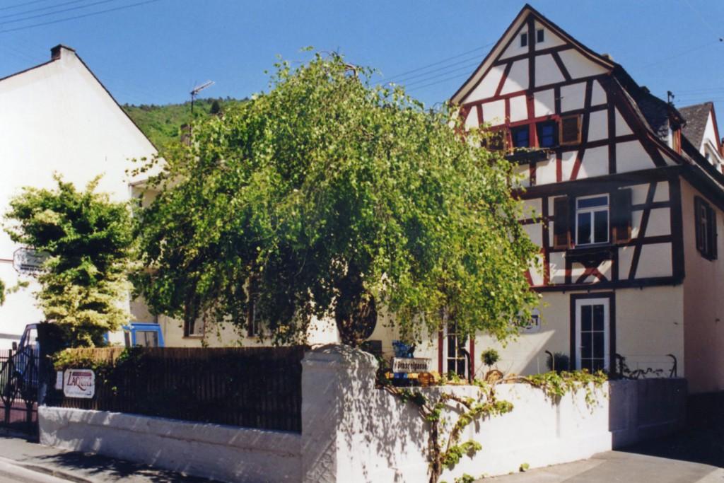 Weinwirtschaft Laquai in Lorch im Rheingau